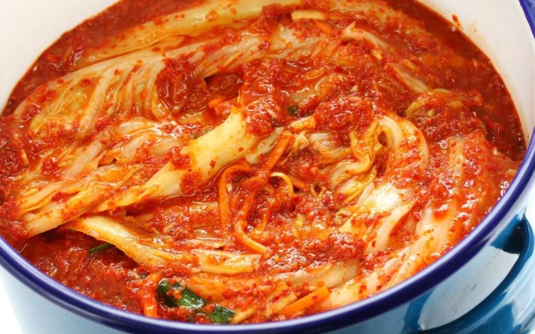Pinoy Kimchi Recipe: Kung Paanong Gumawa ng Kimchi sa Bahay