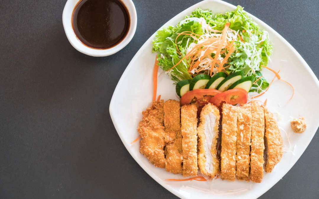 The only Pork Tonkatsu Recipe you'll ever need