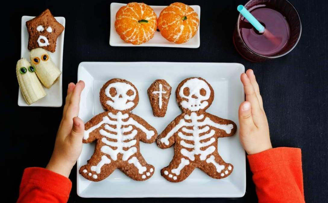 Halloween Bento Lunchbox Ideas