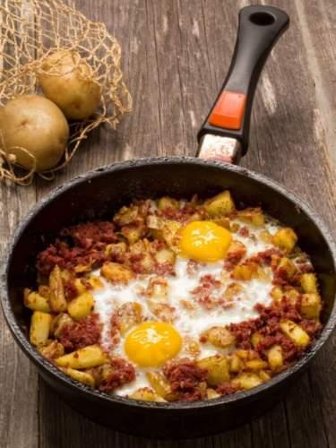 Corned Beef Potato Hash Recipe