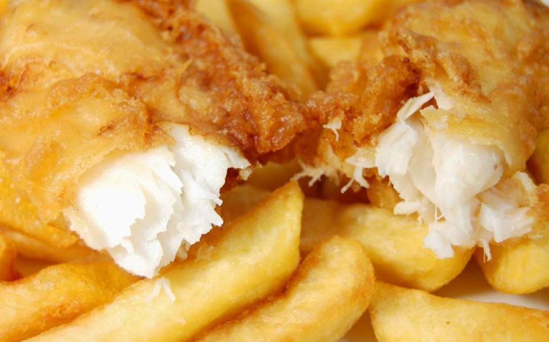 Instant Fish and Chips