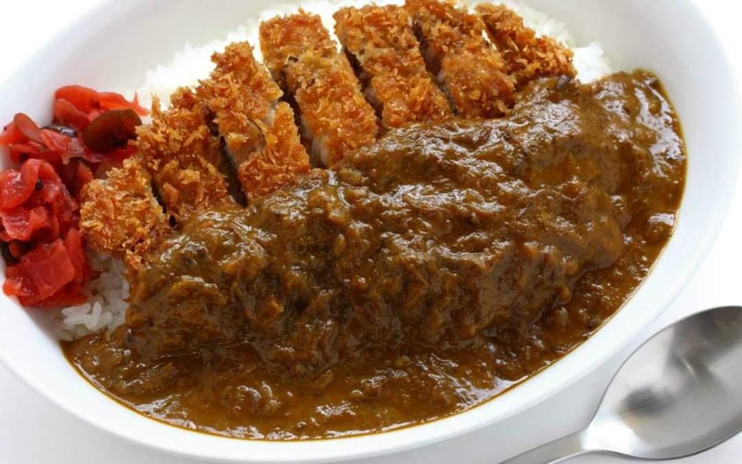 Katsu + Curry = Love