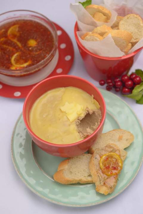 Adobo Pate - for your Christmas Menu -Bottled Gourmet Fift