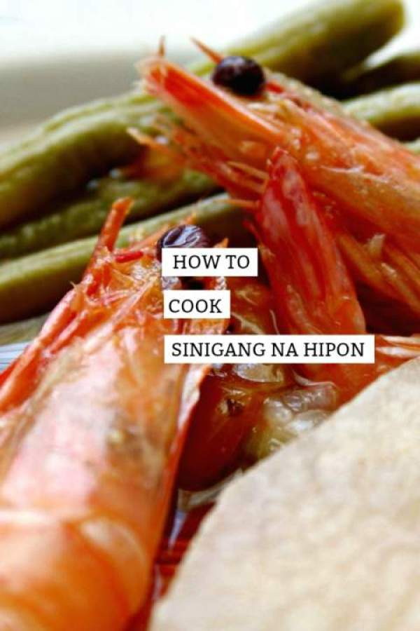 How to cook sinigang na hipon -Relax lang Mom Filipino Food Blog