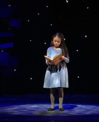 Matilda in Manila Review (Esang playing as Matilda)