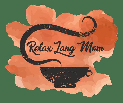 Relax Lang Mom Logo