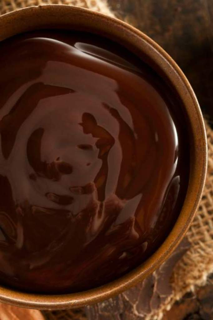 Tablea Chocolate Sauce