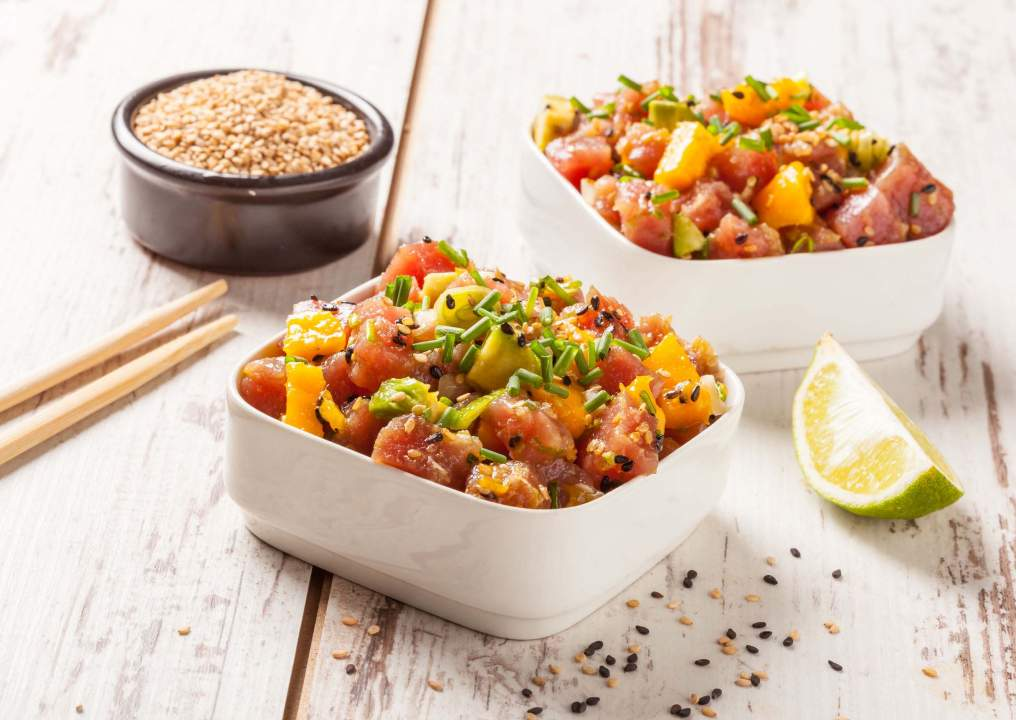 simple poke poke recipe