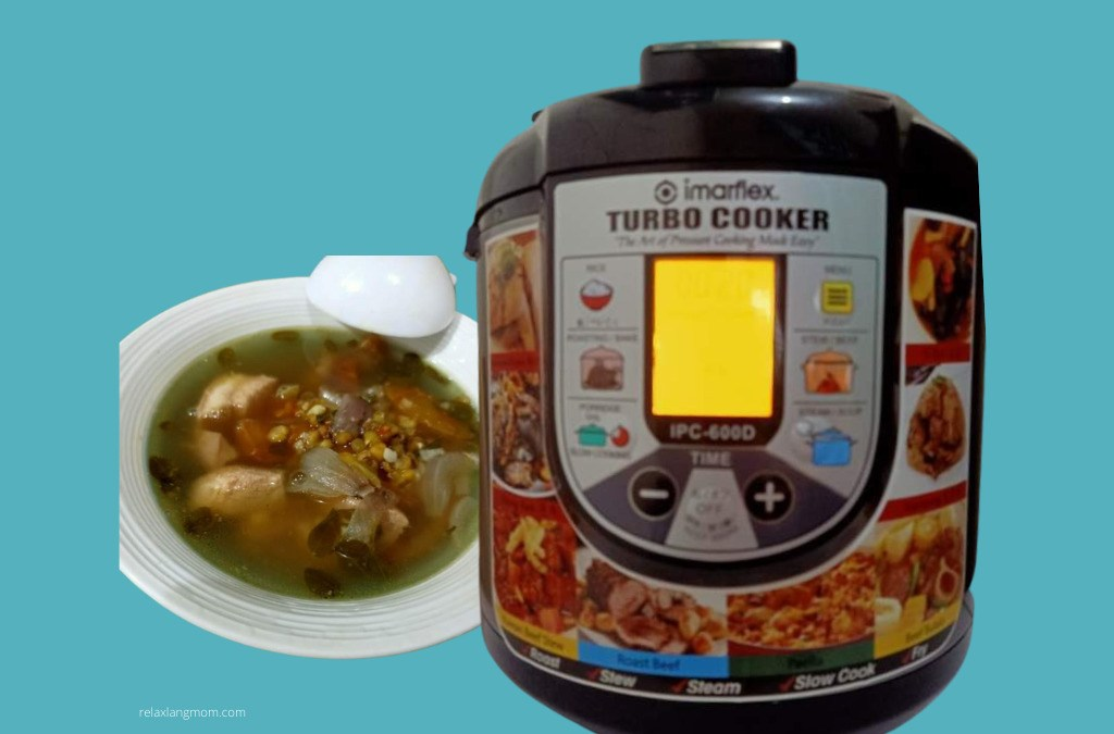 Imarflex Turbo Cooker Review