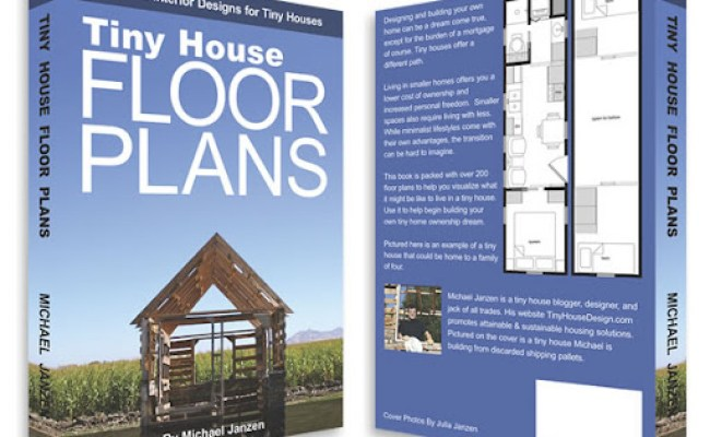 Free Tiny House Cabin Plans Blueprints From Michael Janzen