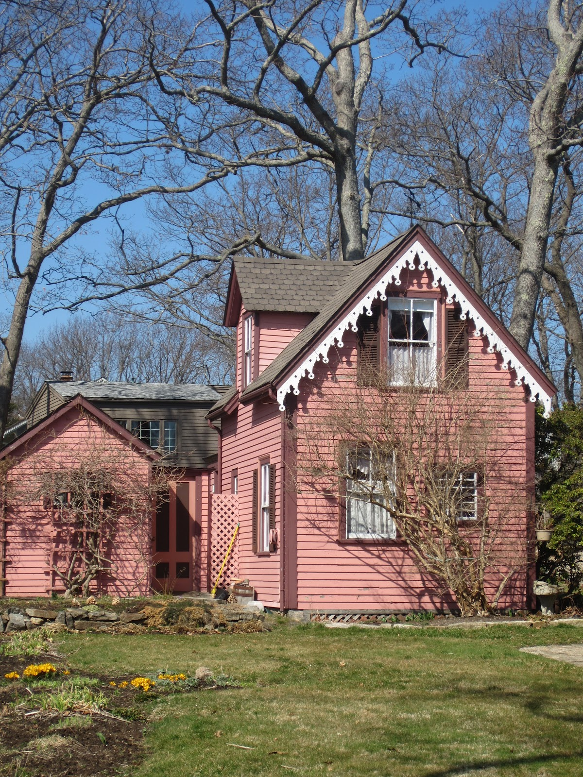 TEN really cool tiny houses in Rockport MA A small house
