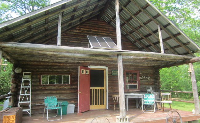 More Scenes Cabins From Tiny House Summer Camp In Vermont