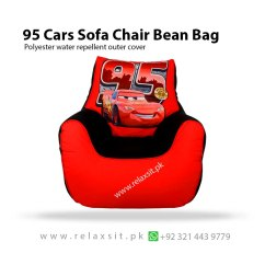 Cars Sofa Chair Sears Leather Beds 95 Bean Bag Relaxsit 01