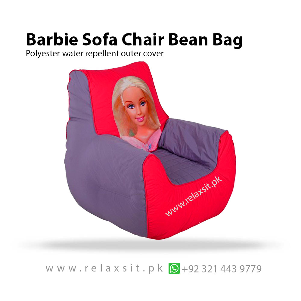 barbie bean bag chair cream leather occasional chairs sofa relaxsit click to open expanded view