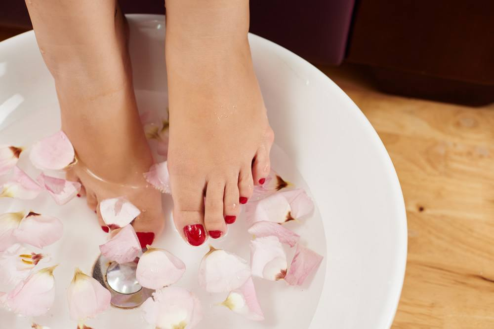 Foot Spa for Neuropathy  Relax Those Feet