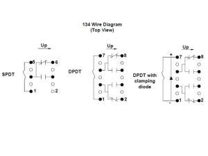 Item # 134MPCX105VDC, 134 Series  Mercury Reed Relays On StruthersDunn