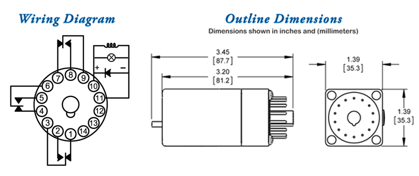 hight resolution of  250 series ge replacement special purpose relays dimensions wiring diagram