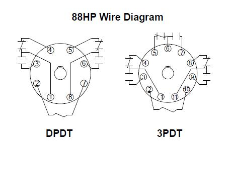 Wiring Manual PDF: 12vdc Dpdt Relays Wiring Diagrams