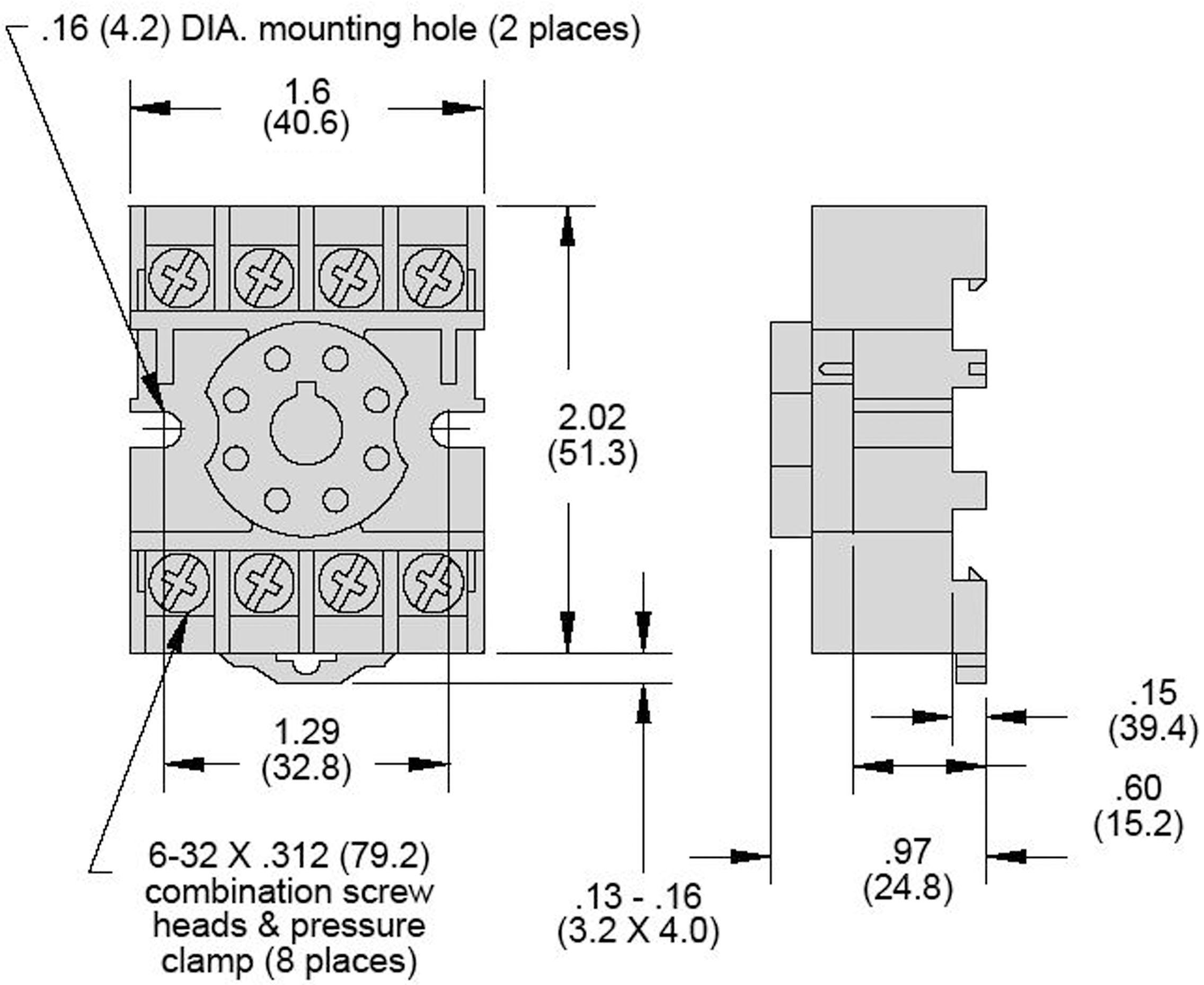 8 pin octal relay socket wiring diagram 5 pin relay wiring diagram wiring diagram   elsalvadorla Double Pole Relay Diagram Automotive Relay Wiring Diagram