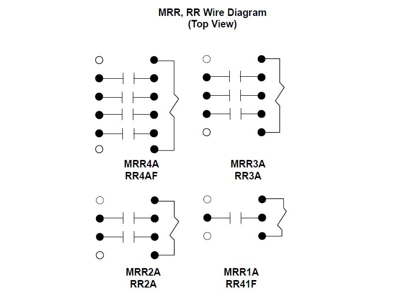 Item Rr2a 24vdc Mrr Rr Series Axial Lead Shielded Reed Relays