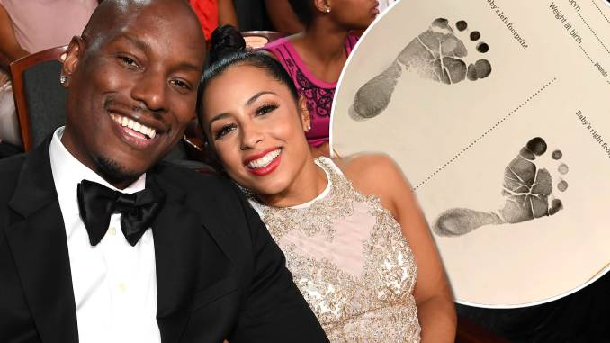 Tyrese Gibson and wife Samantha split after nearly four years of marriage