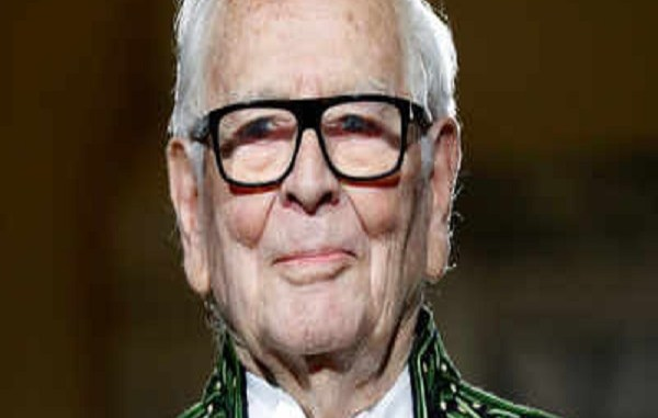 French-Italian fashion designer, Pierre Cardin dies at 98
