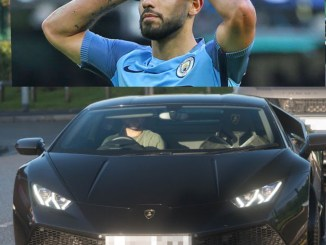 Sergio Aguero Regrets Spending £361, 000