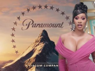 Paramount Celebrates New Cardi B