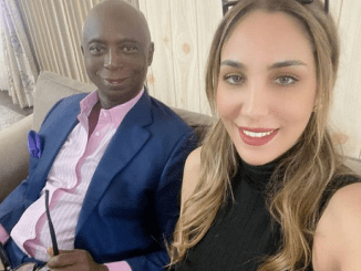 Ned Nwoko Counts Down to His Moroccan Wife