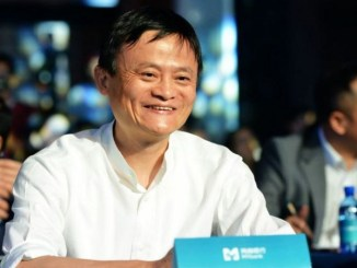 China's Richest Man Jack Ma Makes First Appearance