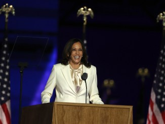 Vice President Of United States Kamala Harris