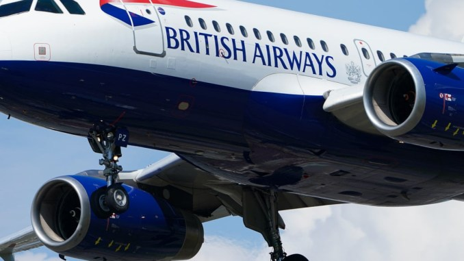 British Airways Loses €7.4 billion due to Covid pandemic