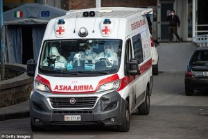 Italian mafia orders ambulance drivers to stop using sirens, Italian Mafia Orders Ambulance Drivers to Stop Using Sirens Because they Disturb Drug Dealers, Relay Vibes