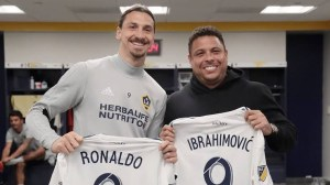 Zlatan Ibrahimovic Claims Ronaldo,the Best in History, Zlatan Ibrahimovic Claims Ronaldo is the Best in History, Relay Vibes