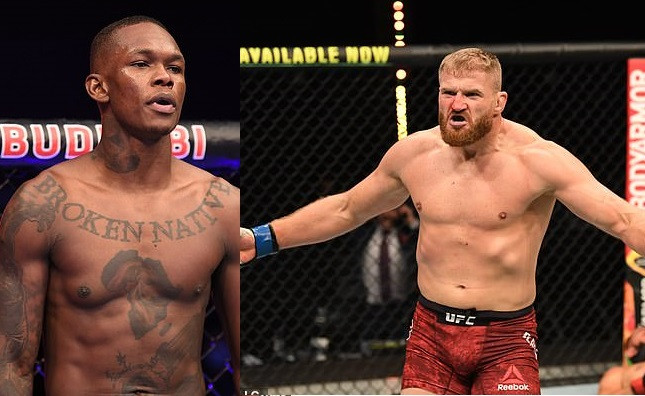 Israel Adesanya,Polish Jan Blachowicz,UFC middleweight champion, Israel Adesanya to take on Poland's Jan Blachowicz on Saturday to Make History, Relay Vibes
