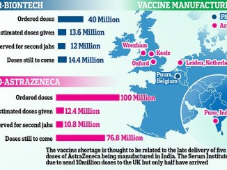 Britain's Vaccine Shortage, Britain's Vaccine Shortage May Delay Lockdown-Easing Plans, Relay Vibes