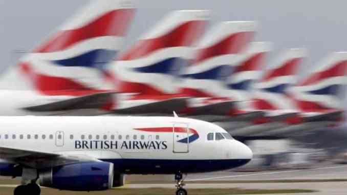 See British Airways Stance On Travelers Who Have Been Vaccinated