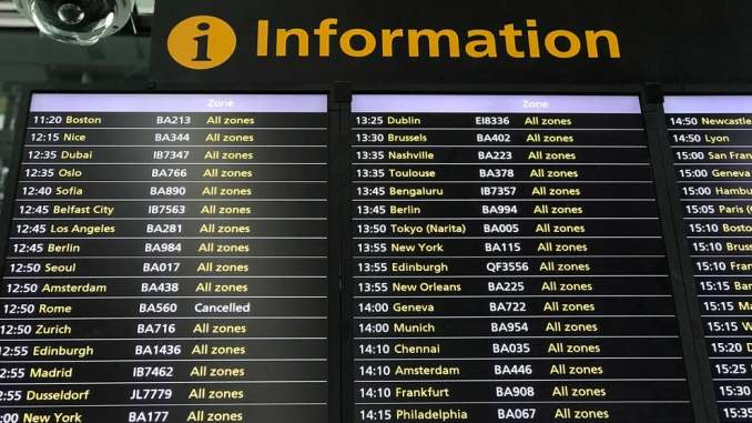 Holidays Look Difficult With Rising Cases in Europe