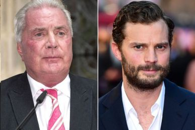 Jamie Dornan Father Dies,Fifty Shades Of Grey Actor,Contracting the COronaVirus, Fifty Shades Of Grey Actor Jamie Dornan Father Dies after Contracting the Virus, Relay Vibes