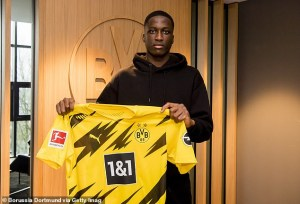 Soumaila Coulibaly,Manchester United,Barcelona,Borussia Dortmund, Borussia Dortmund beats Manchester United, Barcelona to Sign Soumaila Coulibaly, Relay Vibes