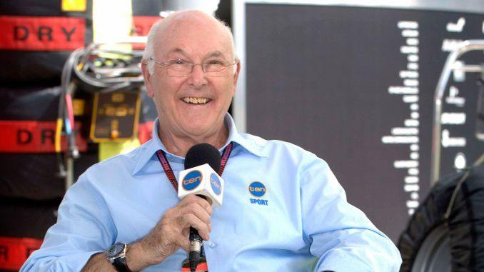 Murray Walker, Formula 1 commentator, Passes On at 97