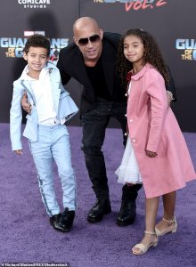Vin Diesel's son Vincent Sinclair,Fast and Furious 9, Vin Diesel's Son Vincent Sinclair to Star in Fast and Furious 9, Relay Vibes