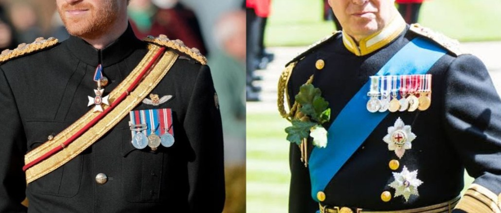 Queen Elizabeth Orders No military uniform for royals, Queen Elizabeth Orders No military uniform for royals at Prince Philip's funeral after debate On whether Prince Harry and Prince Andrew can wear uniforms, Relay Vibes