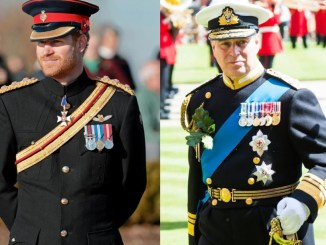 Queen Elizabeth Orders No military uniform for royals at Prince Philip's funeral after debate On whether Prince Harry and Prince Andrew can wear uniforms