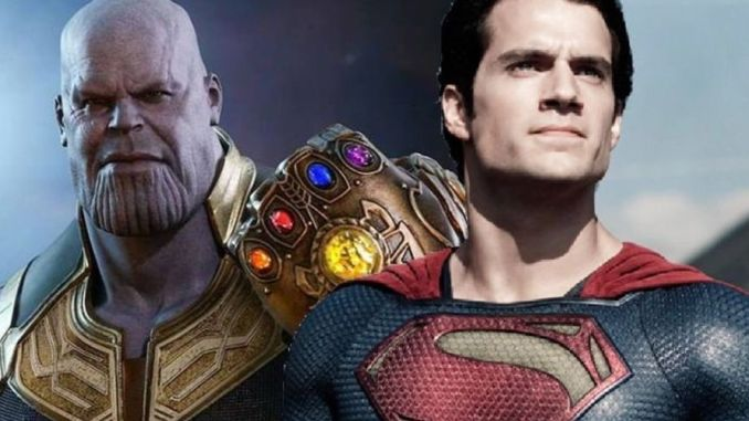 Thanos vs Superman: Who Takes the Win in a Fight?