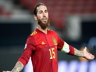 Sergio Ramos dropped by Spain for Euro 2020