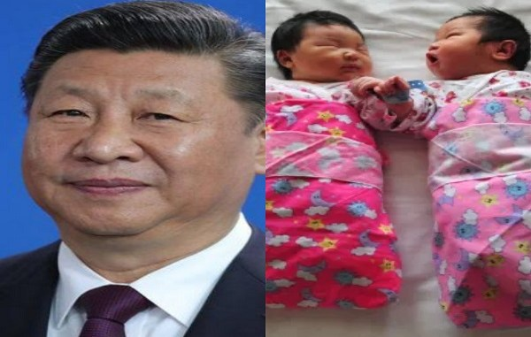 China scraps law banning parents from having over two children