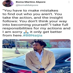 Work on yourself Daddy Freeze condemns Boma, Work on yourself Daddy Freeze condemns Boma for being a kiss-and-tell, Relay Vibes