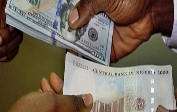 Naira now trading at 545/$ in parallel market
