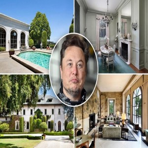 Elon Musk takes his last house off the market 3 months after listing it, Elon Musk takes his last house off the market 3 months after listing it, Relay Vibes